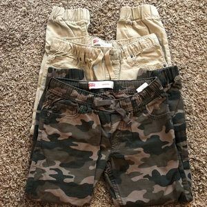 2 In good condition Levi joggers